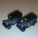 Ertl 2x Thomas the tank engine Sodar Taxi Die-cast models@sold@